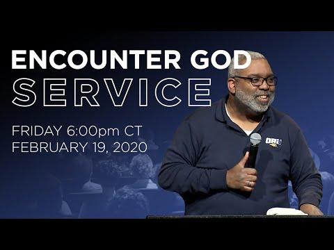 Encounter God Service Live  IHOPKC & Mike Bickle  February 19