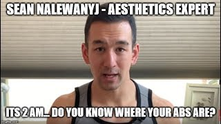 Sean Nalewanyj Agrees Fit Pros Should Stop Promoting Being Shredded As Fitness!