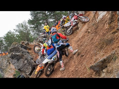 Hixpania Hard Enduro | The Lost Way | Graham Jarvis 🏆 | Day 3 Highlights - UCEGNa931UjJEZnTZ8afMmfA