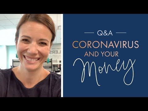 Coronavirus and Your Money  March 27 Q&A
