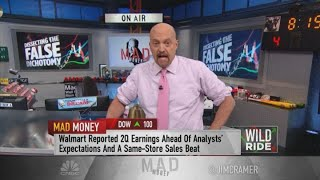 Expect more volatility till market finds stability, says Jim Cramer
