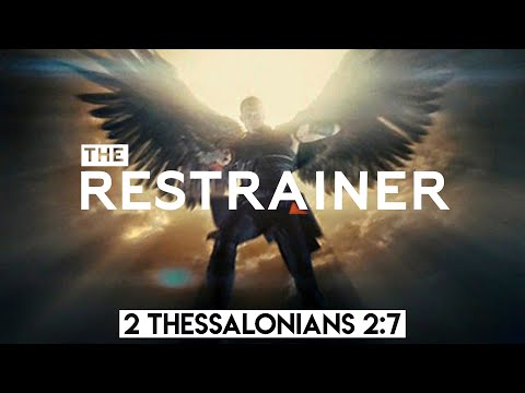 The Beginning of the End: Has The RESTRAINER Been Removed? (MUST WATCH) ft. Carter Conlon