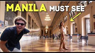 UNDERRATED GEM Of MANILA? (MANILA POST OFFICE) ft. Lara Leisure, Lost Juan
