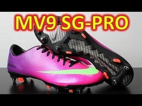 Video Nike Mercurial Vapor 9 IX SG-PRO Fireberry - Unboxing + On Feet -  UCUU3lMXc6iDrQw4eZen8COQ 2f5adb69c4b7e