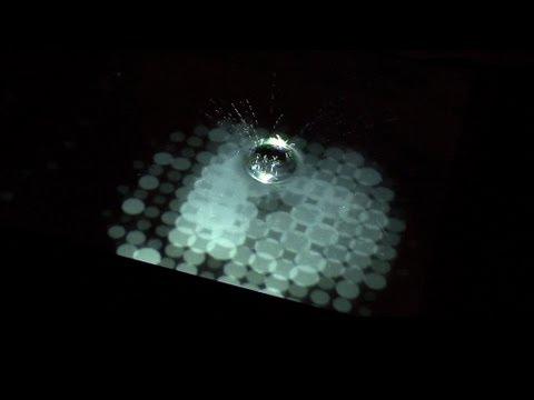 Rainterior - Interactive Water Display #DigInfo - UCOHoBDJhP2cpYAI8YKroFbA