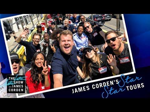 'Avengers: Infinity War' Cast Tours Los Angeles w/ James Corden - UCJ0uqCI0Vqr2Rrt1HseGirg