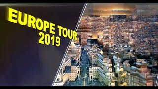 CHARIS EUROPE TOUR with Apostle JB Makananisa and Prophet Andries: ITALY AND AUSTRIA