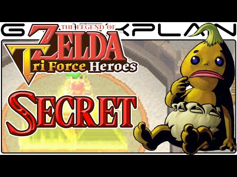 Secret Goron's Lullaby song in Zelda: Tri Force Heroes - UCfAPTv1LgeEWevG8X_6PUOQ