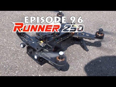 Walkera Runner 250 vs x350 Pro the race comparison - UCq1QLidnlnY4qR1vIjwQjBw