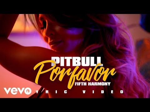 Por Favor (Video Lirik) [Feat. Fifth Harmony]