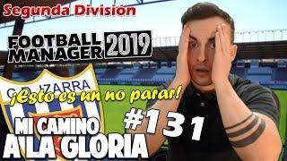 PARTIDO TELEVISADO CONTRA OTRO RIVAL HISTÓRICO   CD Izarra #131   Segunda División FM 2019 Español