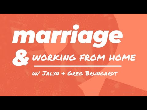 Marriage & Working From Home  Lakewood Church