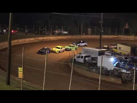 Stock 4b at Winder Barrow Speedway September 4th 2021 - dirt track racing video image