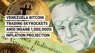 Venezuela Bitcoin Trading Skyrockets amid Insane 1,000,000% Inflation Projection