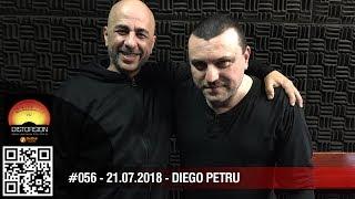 """""""Sábado de variedades musicales y la visita de Diego Petru"""" c2p#056 sáb 21.07.2018"""
