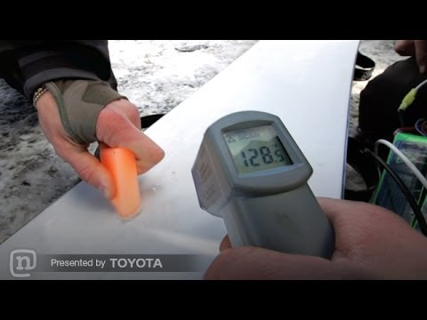 Speed Stick Heated Snowboard—Go Faster! Every Third Thursday - UCsert8exifX1uUnqaoY3dqA