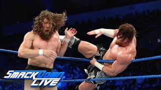 HINDI - Daniel Bryan vs. Buddy Murphy: SmackDown LIVE, August 21, 2019