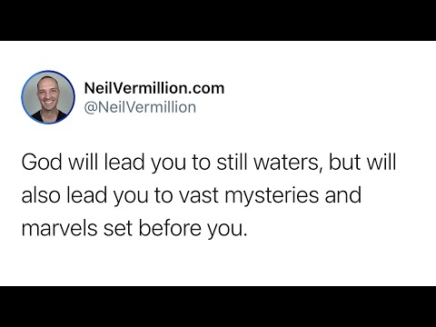 Exploring And Discovering All Mysteries - Daily Prophetic Word