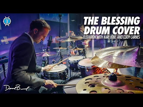 The Blessing Drum Cover // Elevation with Kari Jobe and Cody Carnes // Daniel Bernard