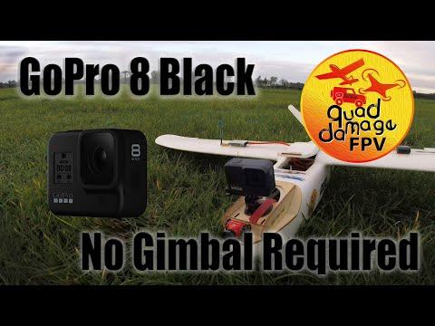GoPro 8 Black on Mini Talon | No Gimbal Required - UC5_0jE1U7_OrK6LZ_lAz3fw