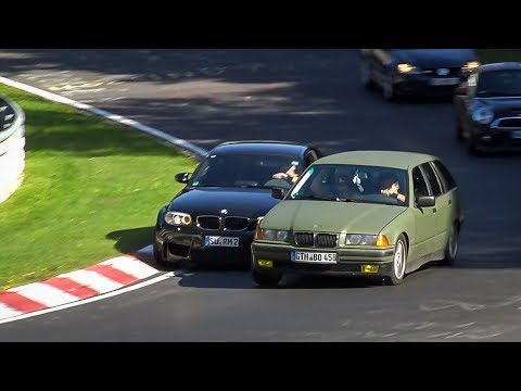 Dangerous Situations at the Nürburgring - Bad Driving, Collisions and Unsafe Situations Nordschleife - UCaxW6r282iWvzJmr3BwGc-A