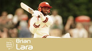 Brian Lara: His Successful Cricket Career And His Legacy | Trans World Sport