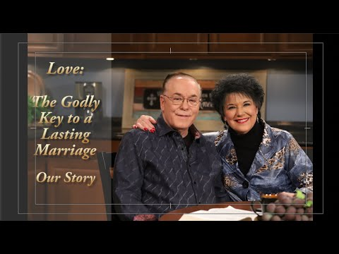 Love: The Godly Key To A Lasting Marriage  (Our Story)  Pastors Kenneth W. and Lynette Hagin (Q&A)