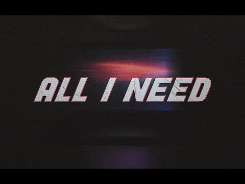 ALL I  NEED  planetboom  Official Lyric Video