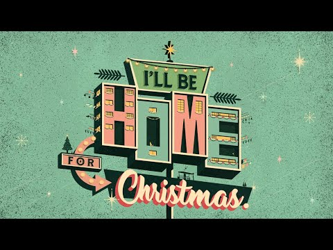 Ill Be Home For Christmas (English)