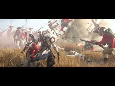Assassin's Creed 3  - E3 Official Trailer [UK] - UC0KU8F9jJqSLS11LRXvFWmg