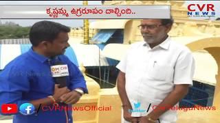 Mattapalli Narasimha Swamy Temple Drowned in Flood Water | CVR News