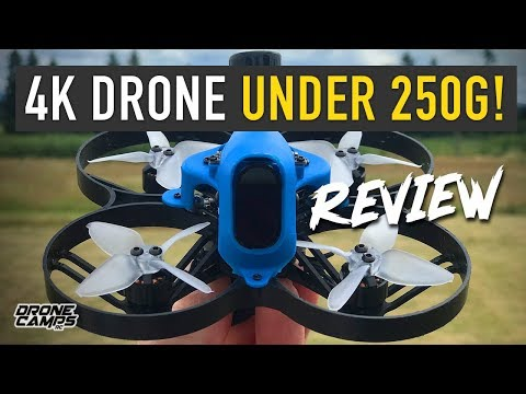 4K DRONE UNDER 250 GRAMS! - BETAFPV 85X 4K Drone - FULL REVIEW & FLIGHTS - UCwojJxGQ0SNeVV09mKlnonA