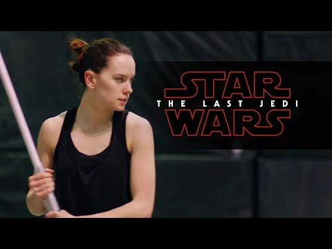 Star Wars: The Last Jedi | Training Featurette - UCZGYJFUizSax-yElQaFDp5Q