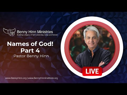 The Names of God! Part 4