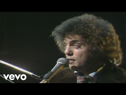 Billy Joel - The Entertainer (from Old Grey Whistle Test) - UCELh-8oY4E5UBgapPGl5cAg