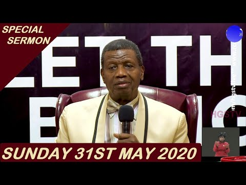 PASTOR E.A ADEBOYE SERMON - ALL THINGS WORK TOGETHER FOR GOOD