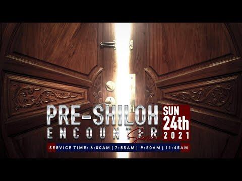 PRE-SHILOH ENOCUNTER SERVICE  24, OCTOBER  2021  FAITH TABERNACLE