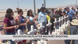 Original Reporting: Upstate Red Cross volunteer shares experiences from El Paso