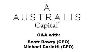 Week 2: Australis Capital - Q&A with Management (AUSA AUSAF Stock) (Leo Bay // Sponsored Content)