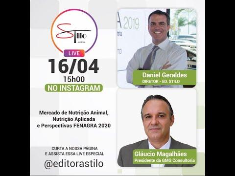 Live com Glaucio Magalhães - GMG Consultoria