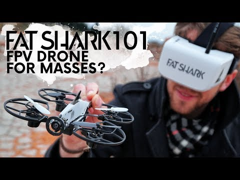Fat Shark 101 | FPV DRONE FOR MASSES? - UCqQVgCkujBBNMYkZI3JUGqQ