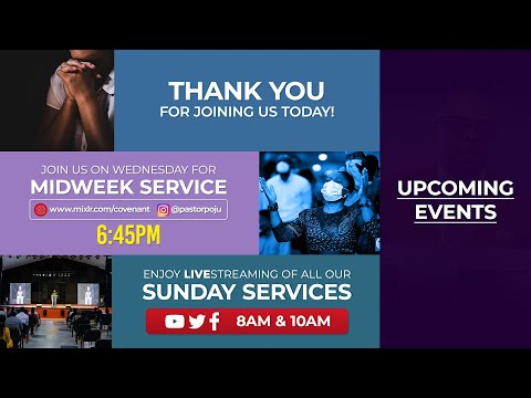 2nd Service at the Covenant Nation  17012021