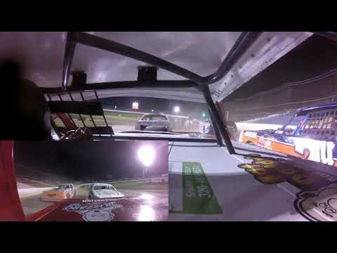 Produced with CyberLink PowerDirector 14 - dirt track racing video image