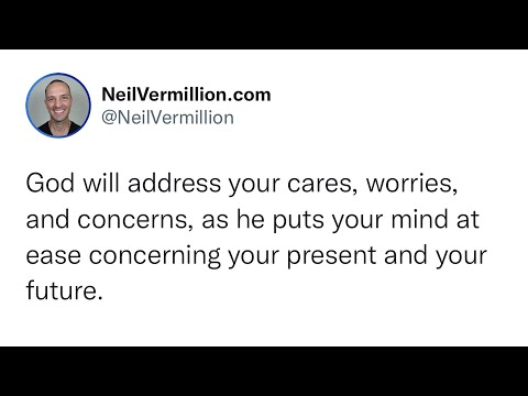 I Am The One You Can Trust - Daily Prophetic Word