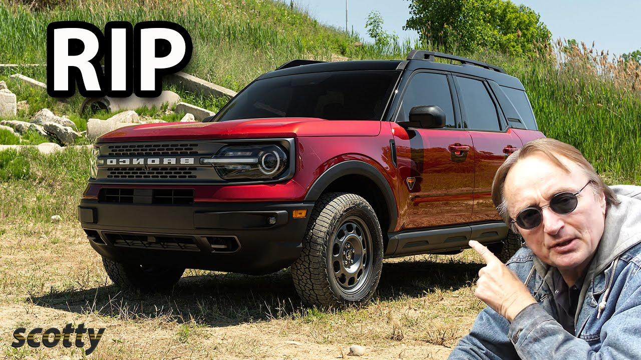 RIP Ford Bronco