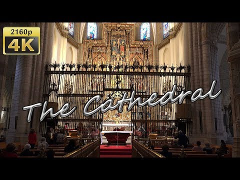 Murcia, the Cathedral - Spain 4K Travel Channel - UCqv3b5EIRz-ZqBzUeEH7BKQ
