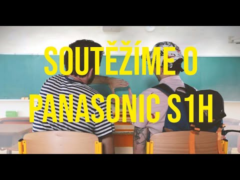 Soutěžní videoho o Panasonic S1H