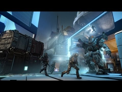 Titanfall Expedition Gameplay Trailer - ignentertainment