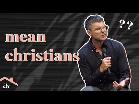 Mean Christians // Judah Smith