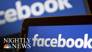 Facebook Hit With 'Unprecedented' $5 Billion Fine For Privacy Breaches | NBC Nightly News